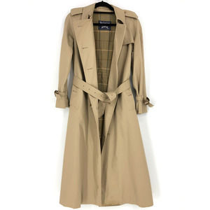 Burberrys Classic Vintage Trench Coat Size M 8/10